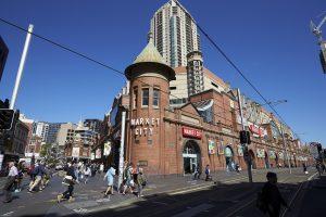 Market City Sydney landmark