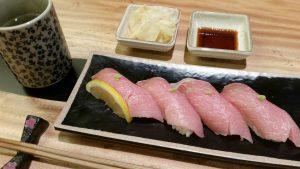 fugetsu food