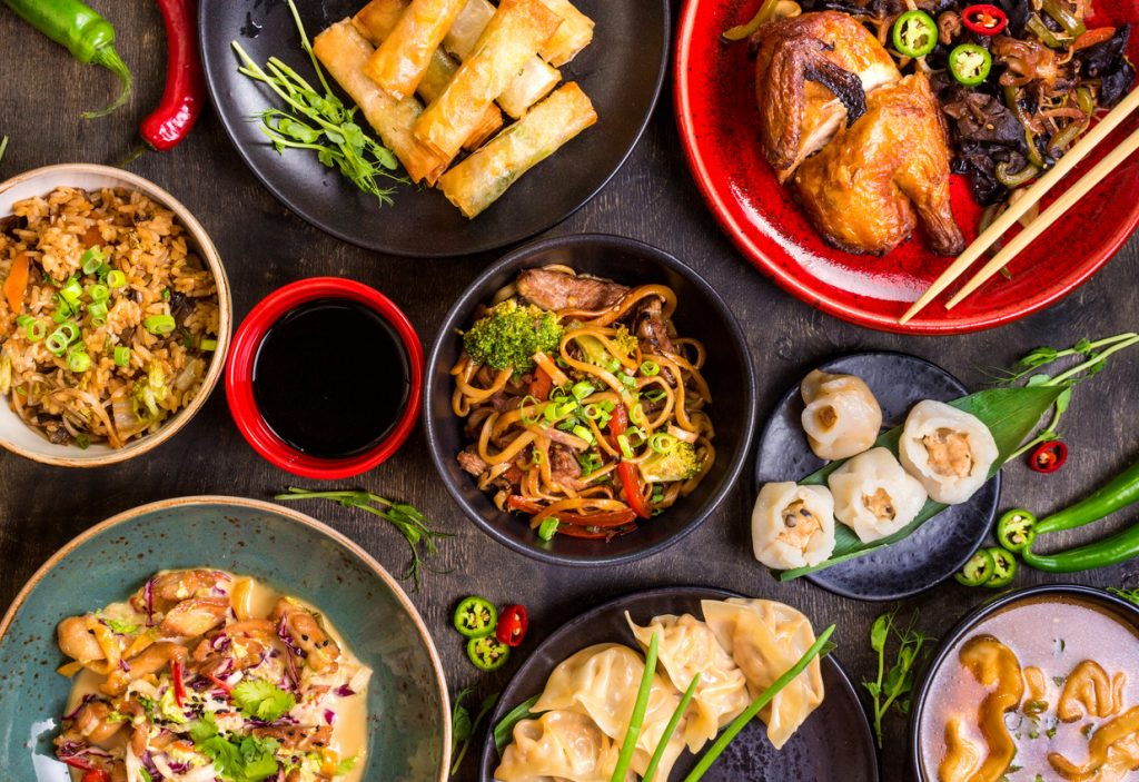 Best Asian Food in Sydney